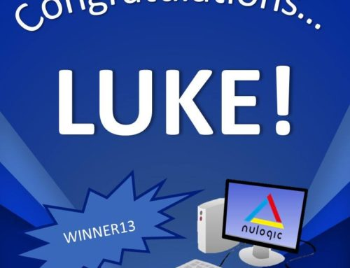 Congratualtions to Luke